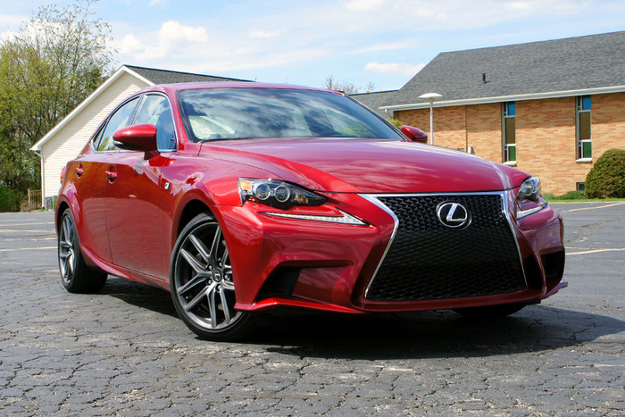 2014 Lexus IS 350 F Sport Review