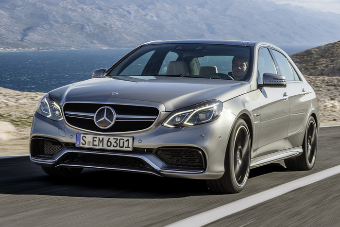 2014 Mercedes-Benz E63 AMG 4MATIC Sedan