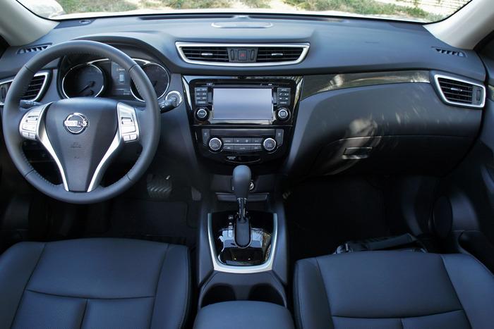 2014 Nissan Rogue Sl Awd Review Web2carz