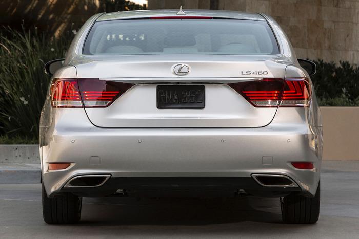 Attractive 2014 Lexus LS 460