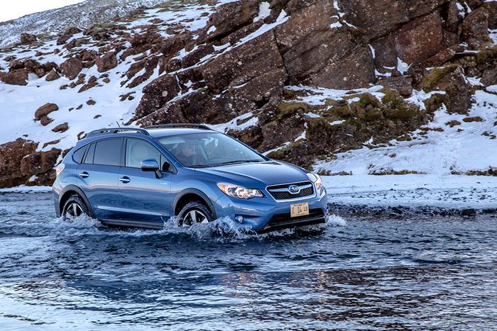 2017 Subaru Xv Crosstrek Hybrid
