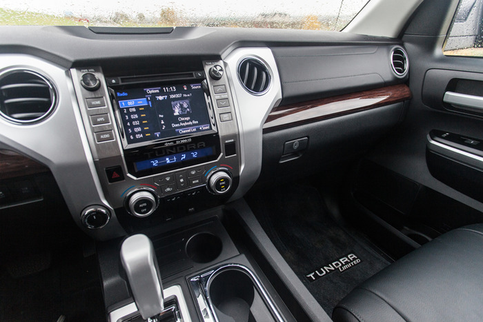 2014 Toyota Tundra Limited Review | Web2Carz