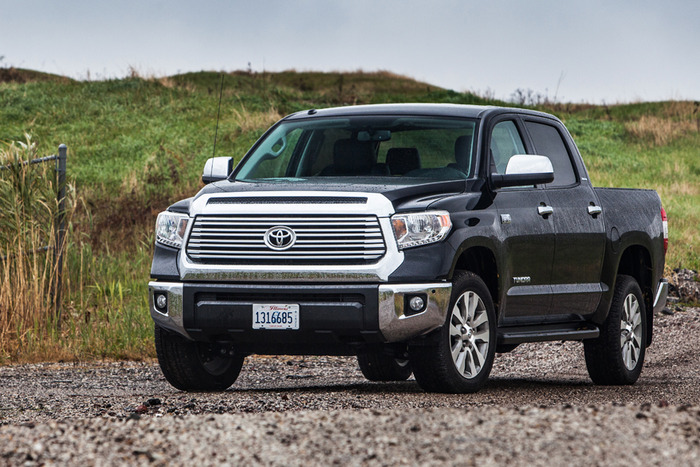 2014 Toyota Tundra Limited Review