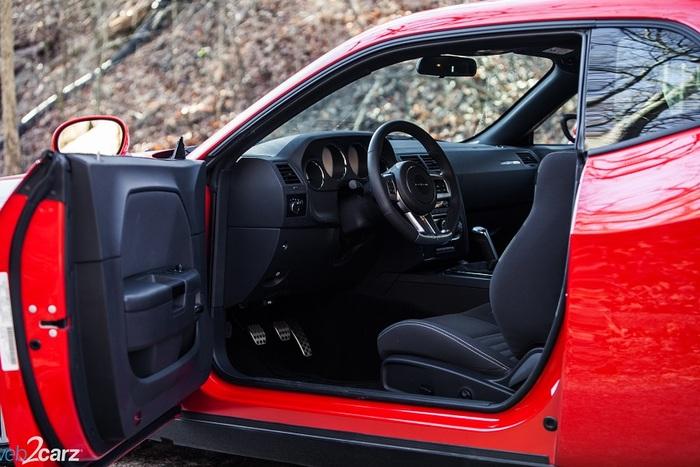 2013 Dodge Challenger Srt 392 Review Web2carz