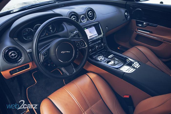 2014 Jaguar XJL Portfolio AWD | Web2Carz