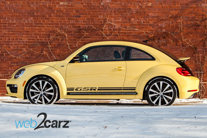 2014 Volkswagen Beetle GSR Review