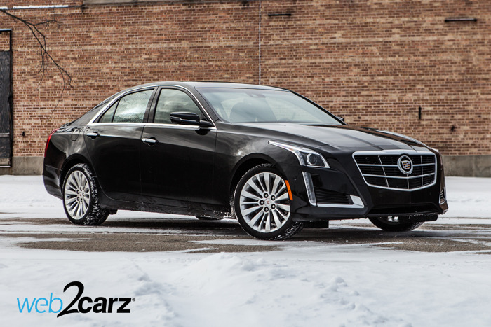 2014 Cadillac CTS 2.0T Review
