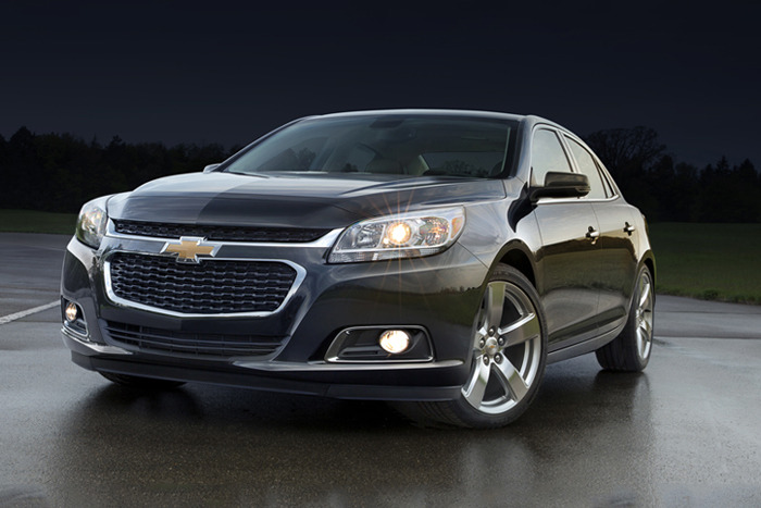 2014 Chevrolet Malibu 2.0T Review