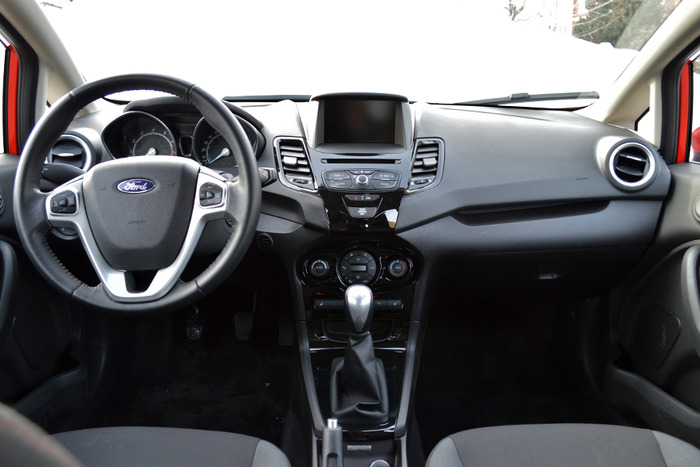 Ford Fiesta Hatchback >> 2014 Ford Fiesta SE Hatchback Review   Web2Carz