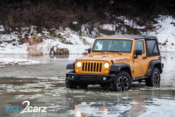 2014 Jeep Wrangler Rubicon Review