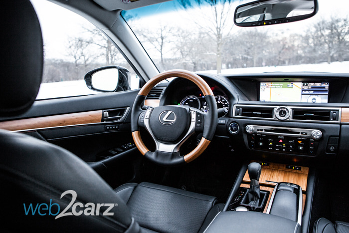 10 Really Bad Luxury Cars That Will Make You Weep: 2014 Lexus GS 450h Review