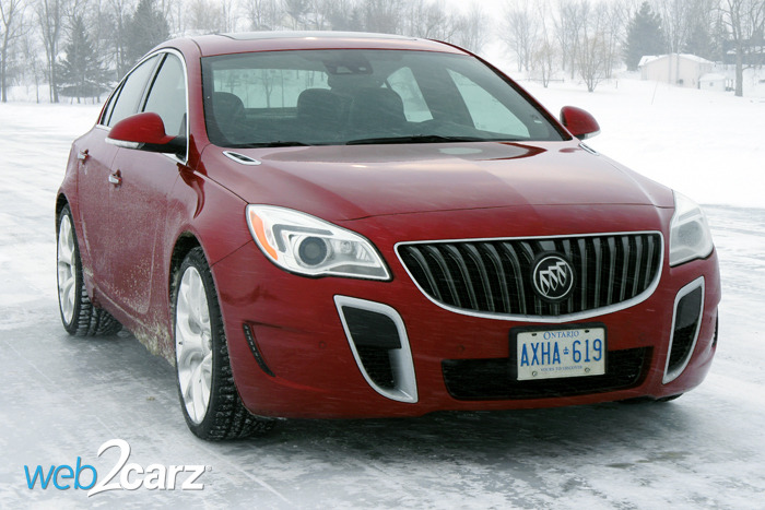 2014 buick regal gs review web2carz. Cars Review. Best American Auto & Cars Review