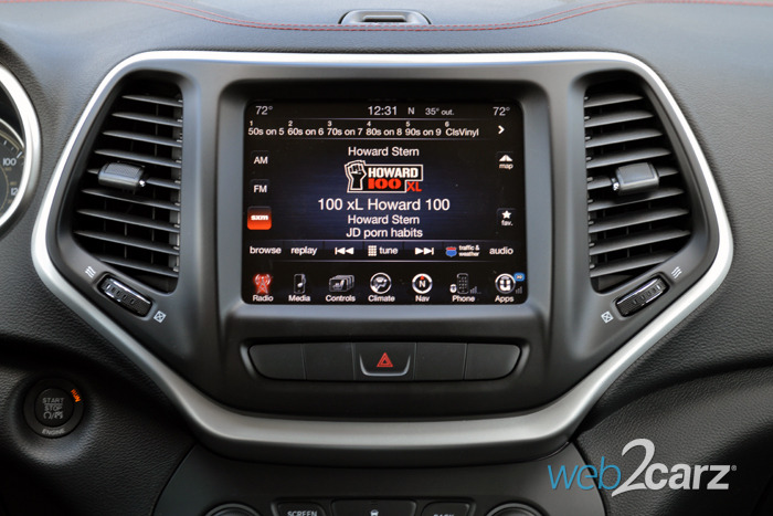 2014 Jeep Cherokee Trailhawk Review