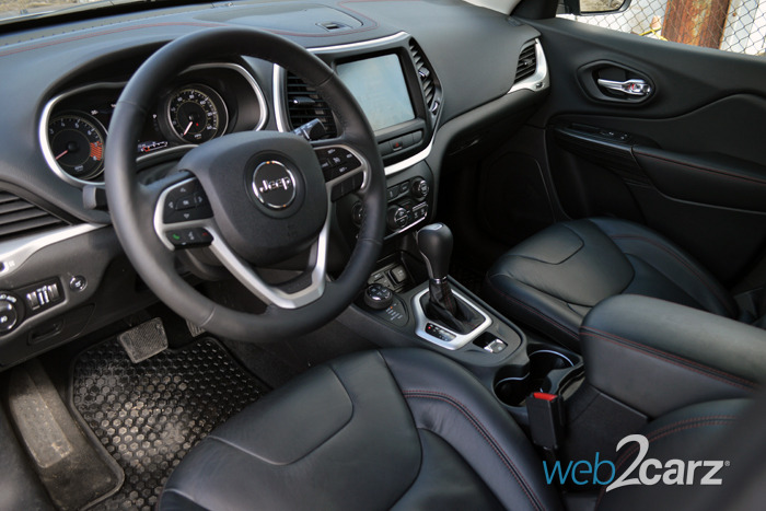 2014 Jeep Cherokee Trailhawk Review Web2carz