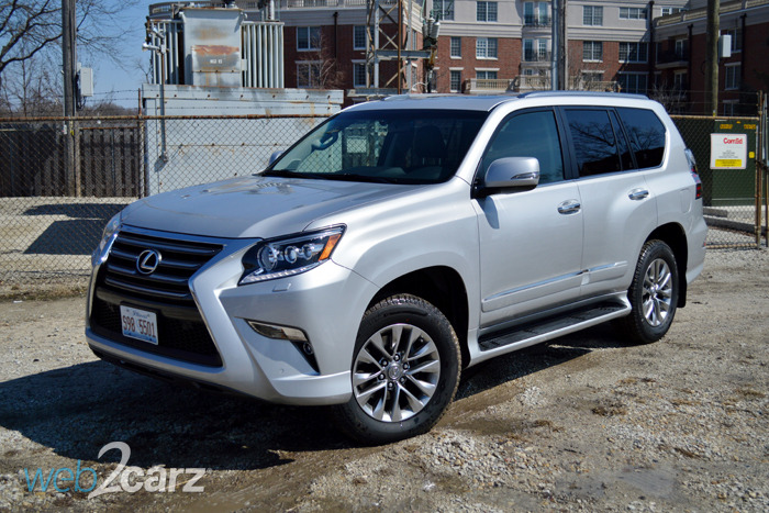 2014 Lexus Gx 460 Luxury Review Web2carz
