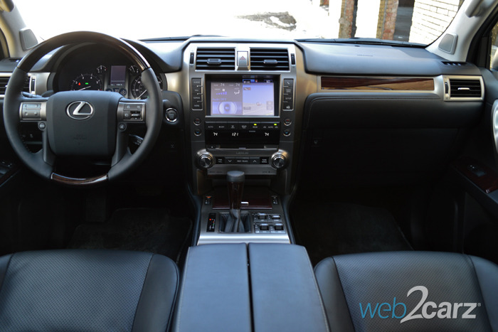 New Lexus Suv >> 2014 Lexus GX 460 Luxury Review | Web2Carz