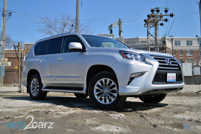 2014 lexus gx 460 luxury review web2carz. Black Bedroom Furniture Sets. Home Design Ideas