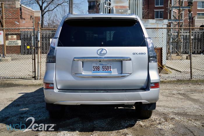 2014 Lexus GX 460 Luxury Review   Web2Carz