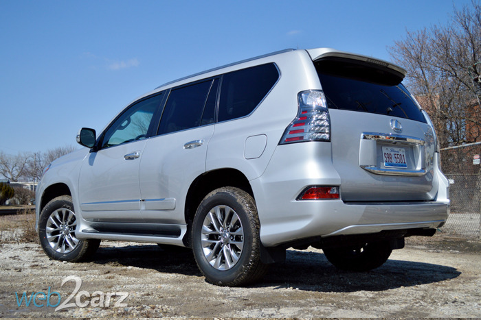 2014 lexus gx 460 luxury review