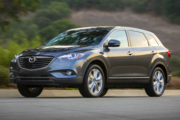 2014 Mazda CX-9 Review