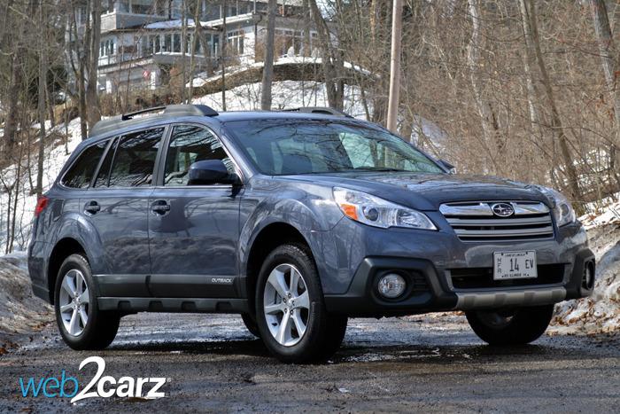 2014 Subaru 3.6R Limited Review | Web2Carz