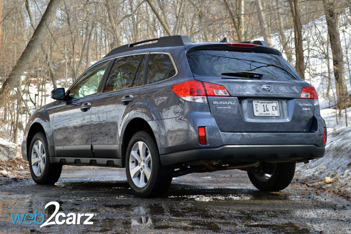 2014 Subaru 3.6R Limited Review | Web2Carz