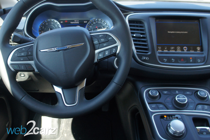 FIRST DRIVE: 2015 Chrysler 200