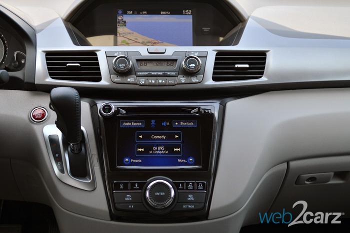 Electric Riding Vehicle >> 2014 Honda Odyssey Touring Elite | Web2Carz