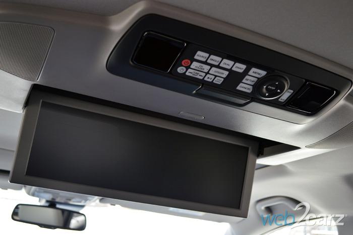 2014 Honda Odyssey Touring Elite Web2carz