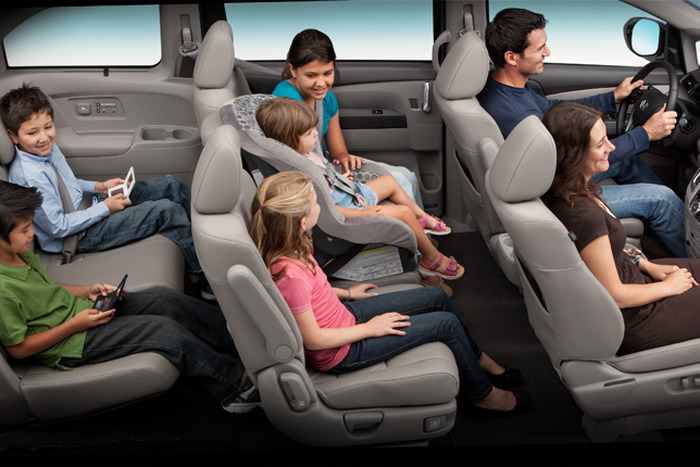 Nice 2014 Honda Odyssey Touring Elite Review