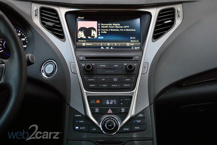 Empire Auto Sales >> 2014 Hyundai Azera Limited Review | Web2Carz