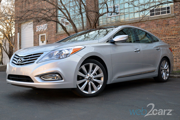2014 Hyundai Azera Limited Review