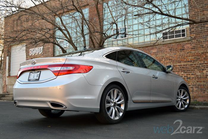 Empire Auto Sales >> 2014 Hyundai Azera Limited Review   Web2Carz