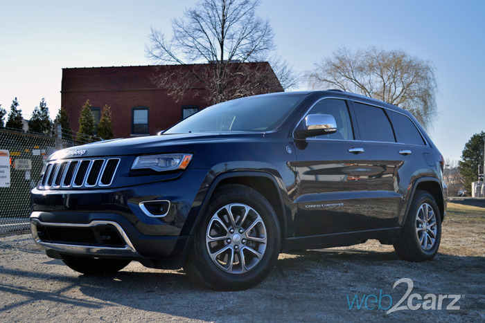 2014 jeep grand cherokee limited 4x4 ecodiesel web2carz. Black Bedroom Furniture Sets. Home Design Ideas
