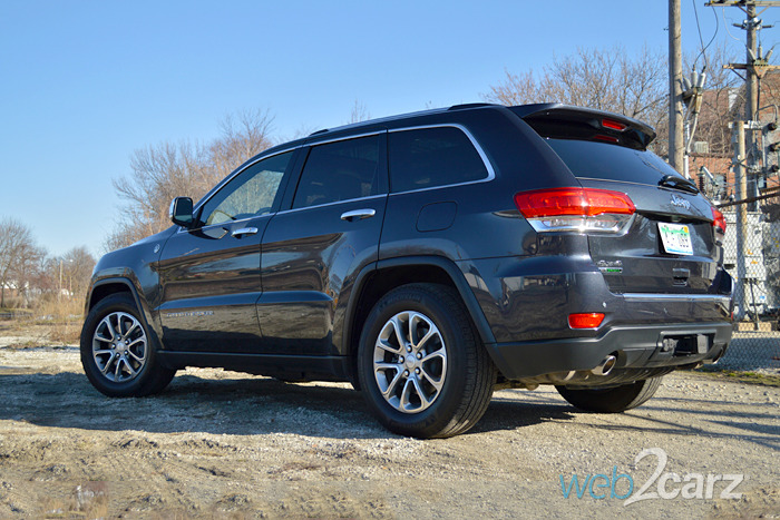 2014 Jeep Grand Cherokee Limited 4x4 EcoDiesel
