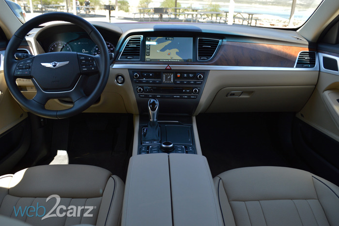 2015 Hyundai Genesis Interior ... Good Looking
