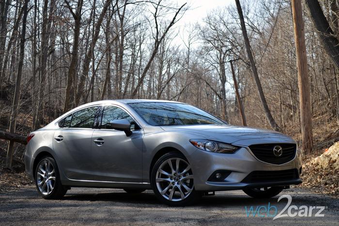2015 Mazda6 Grand Touring Review Web2carz