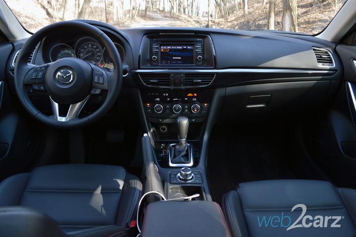 Mazda Touring Reviews