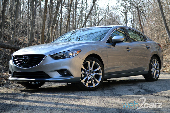 2015 Mazda6 Grand Touring Review