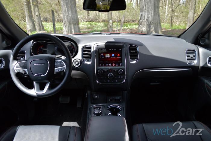 2014 Dodge Durango R T Web2carz