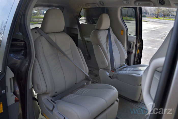 Toyota Build And Price >> 2014 Toyota Sienna Review | Web2Carz
