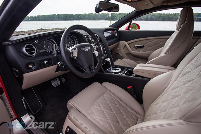 2014 Bentley Continental Gt Speed Web2carz