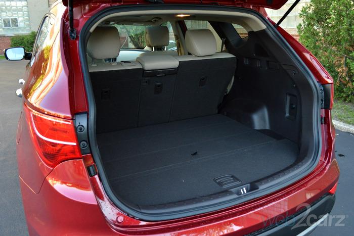 2014 Santa Fe Sport >> 2014 Hyundai Santa Fe Sport Review | Web2Carz