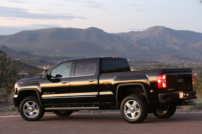 2015 GMC Sierra 2500 Denali Review