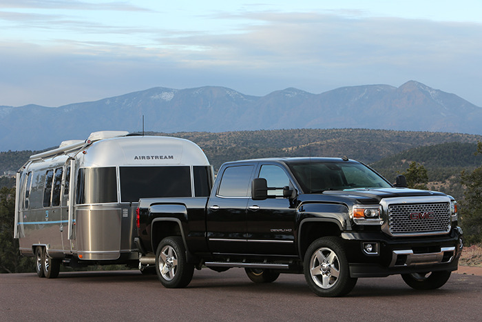 2015 GMC Sierra 2500 Denali Review | Web2Carz