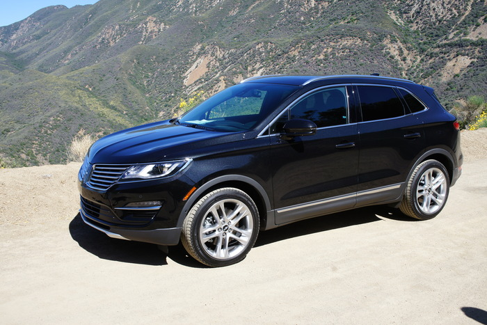 FIRST DRIVE: 2015 Lincoln MKC