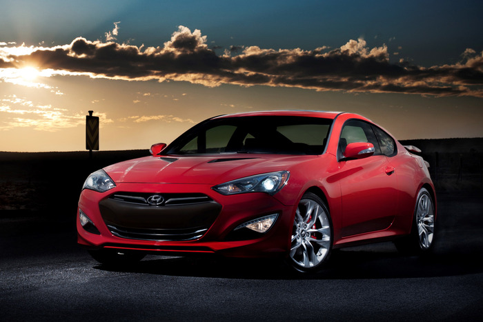 2014 hyundai genesis coupe 3 8 review web2carz. Black Bedroom Furniture Sets. Home Design Ideas