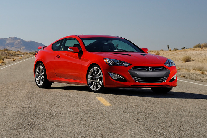 2014 Hyundai Genesis Coupe 3.8 Review