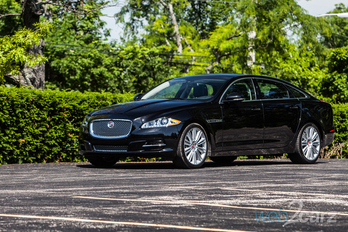 2014 Jaguar XJL Supercharged Review