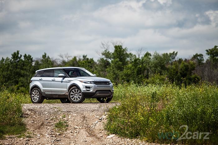 2014 Land Rover Range Rover Evoque Web2carz